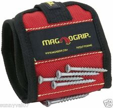 MagnoGrip Pro Magnetic Wristband Nail Screw Nut Holder