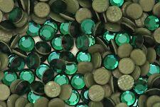 Swarovski 2012  Emerald  Iron-on, Hot-fix  Rhinestones 1440 pieces  10ss
