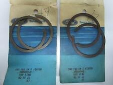2001-2012 Ford Lincoln Mercury Transmission Retainer Rings (4) NOS 388099-S