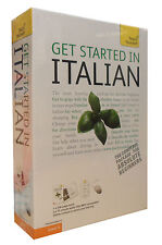 Teach Yourself: Get Started in Italian For Beginners Book CD Collection