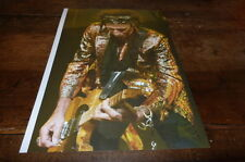 ROLLING STONES - KEITH RICHARDS - Mini poster couleurs 2 !!!!!!!!!!!!!!!