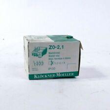 MOELLER, Z 0-2,1 / Z 0 2 1 / Z021, Bimetallrelais 1,2-2,1 A - NEU