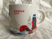 Starbucks Kansas City You Are Here Collection 14 oz City Mug