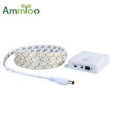1M LED Home Neon Strip Under Bed Light Activated Motion Sensor Plug Warm White