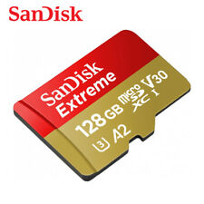 Sandisk 128G Extreme A2 V30 UHS-I U3 micro SDXC Card 160MB/s - Tracking include