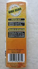 TWO boxes of Bike Gear patch kit 8597-1 bicycle tire fix 6 patches ea. cement tu