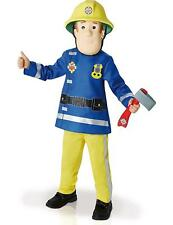 Rubie's Official Kiid's Fireman Sam Costume - Medium, Multi-Coloured