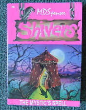 Shivers The Mystic's Spell by M. D. Spenser, Book#9