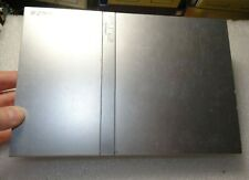 Sony PS2 Empty Silver Shell SLIM Models-Message me your model-Just OK Shape-READ