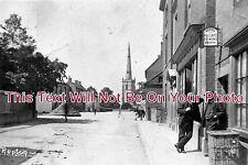 DR 24 - Main Street, Repton, Derbyshire c1905 - 6x4 Photo