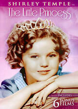 The Little Princess : Shirley Temple (DVD, 2014) Plus 6 Bonus Films