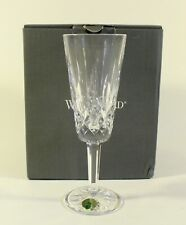 NIB Waterford Lismore Champagne Flute Set of 4 New #600-318-0400