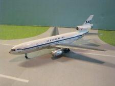 "SCANDANAVIAN AIRLINES DC10-30 ""HAAKON VIKING""  1:400 SCALE DIECAST METAL MODEL"