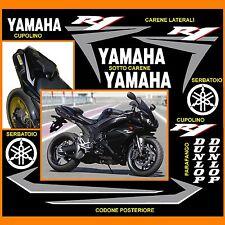 Kit adesivi YAMAHA R1 cilindrata 600 del 2007