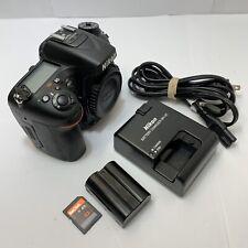 Nikon D7100 24.1MP Digital SLR Camera Body