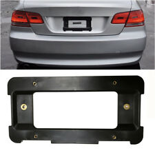 Rear License Plate Holder Bracket Mount Frame For BMW 1 3 5 Series 51188238061