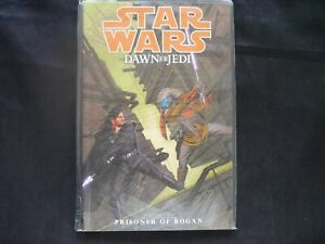 Star Wars Dawn of the Jedi Prisoner of Bogan Softcover Graphic Novel (B2) Dark H