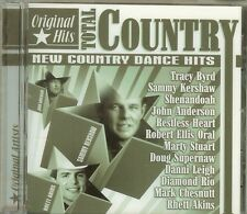 NEW COUNTRY DANCE HITS - VARIOUS ARTISTS - CD - NEW