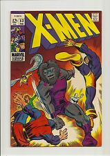 THE X-MEN #53 VF 8.0 BARRY WINDSOR-SMITH 1ST COMIC BOOK WORK! (BWS) 1969