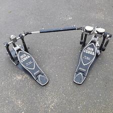 Tama iron cobra double bass drum pedal utilisé! rktmp 040117