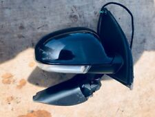 Vw Golf Mk5 2004/2008 Driver Side Mirror In Black