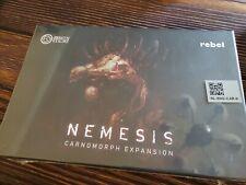 Carnomorphs Nemesis Expansion Board Game