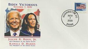Graebner Chapter AFDCS Joe Biden Kamala Harris 11-7-2020 Victorious Washington