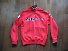 Capo forma Cycling Apparel heavyweight Sweater size Large made in Italy EUC