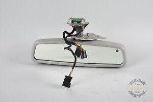 03-06 Mercedes W211 E500 E320 E55 Interior Rear View Mirror Gray 2118110107 OEM