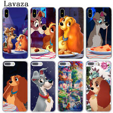Lady Dog Mobile Covers Phone Cases For iPhone 4S 8 7 6 6S Plus X XS Max XR 5 5S
