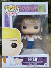 Funko Pop Scooby Doo - Fred Vinyl Figure