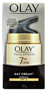 Olay Total Effects 7 in One, Anti Aging Day Cream, Normal, SPF 15, 1.7 oz