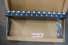 RS 24 PORT LC MULTIMORE DUPLEX FIBRE OPTIC PATCH PANEL STOCK#K1424
