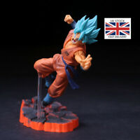 Anime Dragon Ball Z Frieza VS Son Goku PVC Action Figure Model Toys Gifts