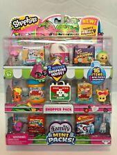 Shopkins Family Mini Packs Shopper Pack Season 11 - NEW Damaged Packaging
