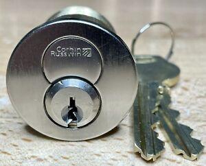 CORBIN RUSSWIN 7-Pin LFIC w/ Mortise Cylinder Housing + Op/Ctl Keys - Locksport
