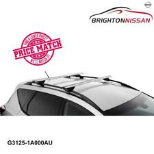 New Genuine Nissan Murano Z51 Roof Bars Set G31251A000AU RRP $407