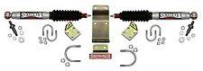 Skyjacker 9203 Steering Stabilizer Dual Kit Fits 07-17 Wrangler (JK) * NEW *