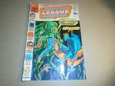 JUSTICE LEAGUE OF AMERICA #87 Bronze Age DC Comics 1971 VG