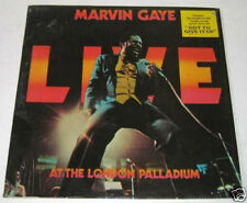Philippines MARVIN GAYE Live at the London Palladium LP Record