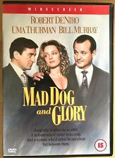 Mad Dog and Glory DVD 1992 Romcom Comedy Movie Classic 1st Release