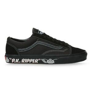 Vans x SE Bikes Style 36 Sneakers Shoes Black VN0A54F64YT1 Sz 4-13