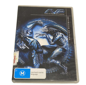 Alien vs Predator Unrated Definitive Edition | DVD Region 4 (PAL) (Australia) |