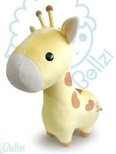 Bellzi 9'' Giraffe Kawaii Plush Anime Manga NEW
