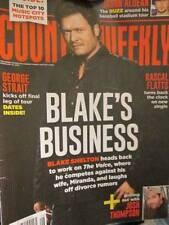 Country Weekly Magazine Feb 10, 2014-Blake Shelton/Taylor Swift/Lucy Hale/Rascal