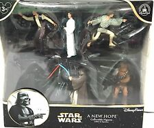Disney Parks Star Wars A New Hope Collectible Figure Playset Cake Decoration