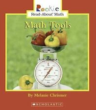 Math Tools (Rookie Read-About Math)-ExLibrary