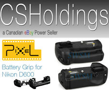 New Pixel Vertax Professional Battery Grip MB-D14 for Nikon D600 D610 EN-EL15