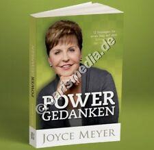 JOYCE MEYER: POWERGEDANKEN - Strategien für Sieg in der Gedankenschlacht °CM°