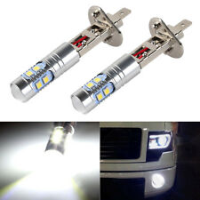 2pcs COB LED H1 High Power Fog Lamp Bulbs 40W 4000LM DRL Daytime Running Light